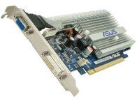 Card đồ họa (VGA Card) Asus EN8400GS SILENT/HTP - NVIDIA GeForce 8400GS, DDR2, 512MB, 64-bit, PCI Express x16