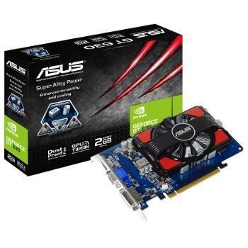 Card đồ họa (VGA Card) Asus ENGT630-1GD5 - NVIDIA GeForce GT630, GDDR5, 1GB, 128-bit, PCI Express 2.0