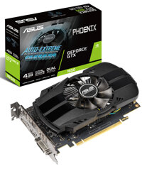 Card đồ họa - VGA Card Asus GeForce GTX 1650 Phoenix 4GB