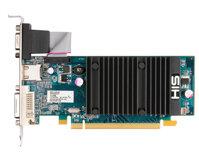 Card đồ họa (VGA Card) His ATI HD5450 PCI-E 2.1 1GB GDDR2 - Radeon HD5450, GDDR2, 1GB, 64-bit