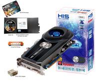 Card đồ họa (VGA Card) His 7970 IceQ X² 3GB GDDR5 PCI-E DVI/HDMI/2xMini DP H797QM3G2M (AMD Radeon HD 7970, GDDR5 3GB, 384-bit, PCI-E 3.0)