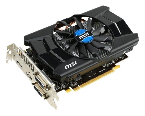 Card đồ họa (VGA Card) MSI R7 260X 2GD5 OC - Radeon R7 260X, 2GB, DDR5, 128Bit, PCI-E