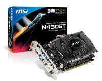Card đồ họa (VGA Card) MSI N430GT-MD2GD3 - GeForce GT440, 2GB, DDR3, 128 bits, PCI-E 2.0