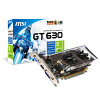 Card đồ họa (VGA Card) MSI N630GT-MD2GD3 - NVIDIA GeForce GT630, 2GB, GDDR3, 128bits, PCI Express x16 2.0