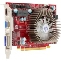 Card đồ họa (VGA Card) MSI R4670-MD1G - ATI Radeon HD 4670, 1GB, GDDR3, 128-bit, PCI Express x16 2.0