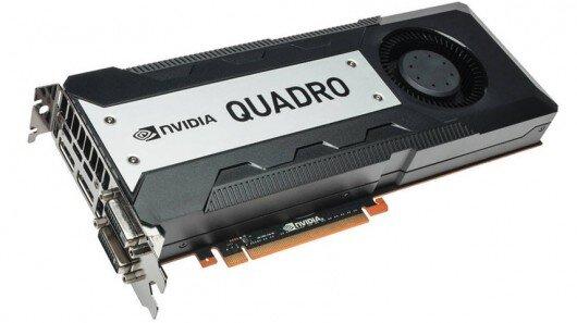 Card đồ họa (VGA Card) nVidia Quadro K6000 - Quadro K6000, 12Gb, DDR5, 384 Bit