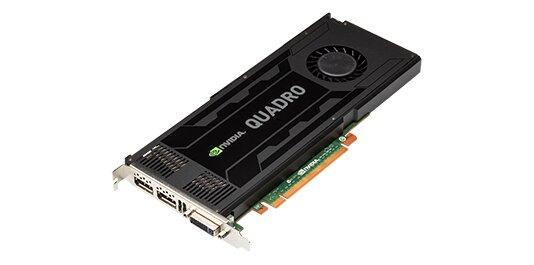 Card đồ họa (VGA Card) nVidia Quadro K4000 - Quadro K4000, DDR5, 3GB, 192 Bit, PCIE