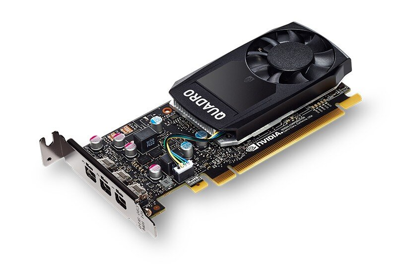Card đồ họa - VGA Card Nvidia Quadro P1000 4GB GDDR5