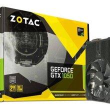 Card đồ họa - VGA Card Zotac GeForce GTX 1050 OC 2GB DDR5X 128bit