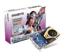 Card đồ họa (VGA Card) Gigabyte GV-R465OC - ATI Radeon HD 4650, 1GB, 128-bit, GDDR2, PCI Express 2.0 x16