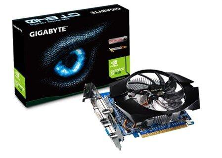 Card đồ họa (VGA Card) Gigabyte GV-N640OC-2GI - GeForce GT640, DDR3, 2GB, 128 bit, PCI-E 3.0