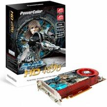 Card đồ họa (VGA Card) PowerColor PLUS HD4890 - ATI RADEON HD4890, GDDR5, 1GB, 256-bit, PCI Express 2.0 x16