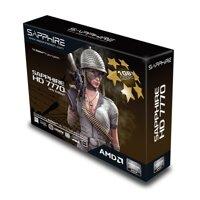 Card đồ họa (VGA Card) Sapphire HD 7770 GHz Edition 1GB GDDR5 - ATI Radeon HD 7770, GDDR5, 1GB, 128-bit, PCI-E 3.0