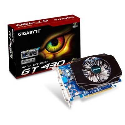 Card đồ họa (VGA Card) Gigabyte GV-N430-1GI- GeForce GT430, DDR3, 1GB, 128 bit, PCI-E 2.0
