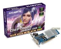 Card đồ họa (VGA Card) Gigabyte GV-NX84S256HE - NVIDIA GeForce 8400 GS, GDDR2, 256MB, 64-bit, PCI Express 2.0 x16