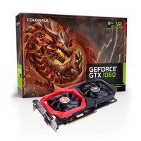 Card đồ họa - VGA Card Colorful Geforce GTX 1060 NB 6GB