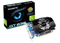 Card đồ họa (VGA Card) Gigabyte GV N630-2GI - GeForce GT630, 2GB, DDR3, 128 bit, PCI-E 2.0
