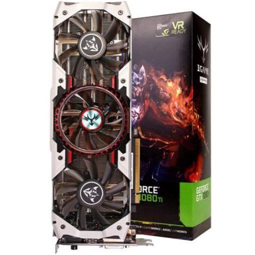 Nơi bán Colorful Gtx 1080 Ti giá rẻ, uy tín, chất lượng nhất | websosanh.vn