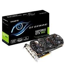 Card đồ họa (VGA Card) Gigabyte N960G1 Gaming 2GD - GeForce GTX960, 2GB, GDDR5, 128 bit, PCI-E 3.0