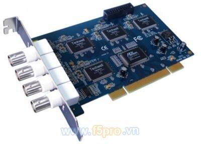 Card ghi hình Vantech H404 (H-404) - 4 kênh