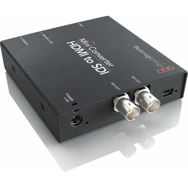 Card kĩ xảo Blackmagic Mini Converter - HDMI to SDI