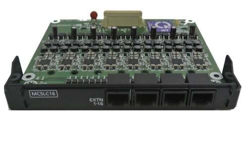 Card KX-NS5170 mở rộng 4 máy nhánh hỗn hợp cho tổng đài IP Panasonic KX-NS300