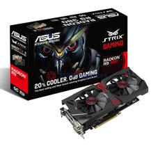 Card màn hình ASUS STRIX R9380-DC2OC-2GD5-GAMING 256 bits
