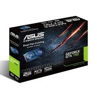 Card màn hình Asus GTX750-DF-2GD5 - NVIDIA Geforce, 2Gb, DDR5, 128Bit