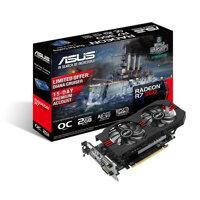 Card màn hình ASUS R7360-OC-2GD5 128 bits