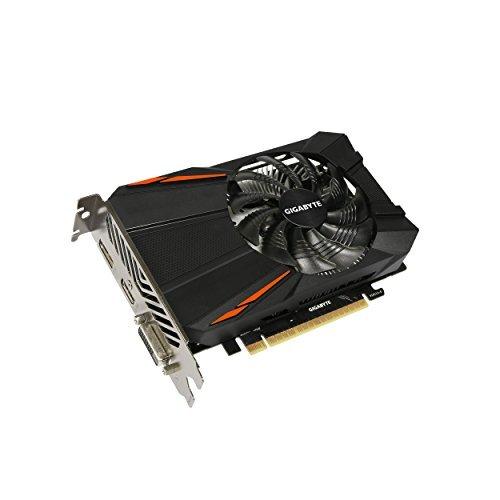 Card màn hình GIGABYTE GV-N105TD5-4GD - Geforce GTX 1050Ti GPU