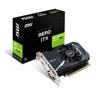 Card màn hình MSI GT 1030 AERO ITX 2G OC - NVIDIA GeForce GT 1030, 2GB RAM