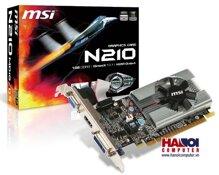 Card màn hình VGA MSI N210-1GD3/LP