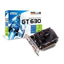 Card màn hình VGA MSI N630-2GD3
