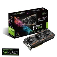 Card VGA Asus GTX1080-8G (NVIDIA Geforce/ 8Gb/ DDR5X/ 256Bit)