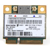 Card WWan 3G For Laptop Thinkpad X1