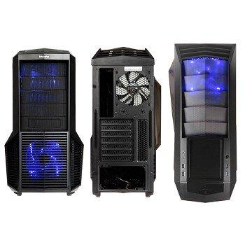 Case Zalman Z11 Plus -Ultimate Gaming Case