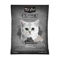 Cát vệ sinh cho mèo KitCat than hoạt tính 10L