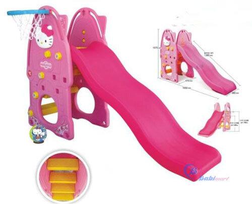 Cầu trượt Hello Kitty HQ072