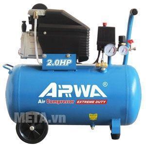Máy nén khí Arwa AW-2025 (2HP, dây đồng)