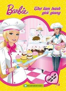 Barbie Chọn Nghề - Thợ Làm Bánh Giỏi Giang
