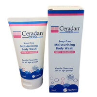 Ceradan Moisturizing Body Wash - Sữa Tắm và Rửa Mặt Dưỡng Ẩm