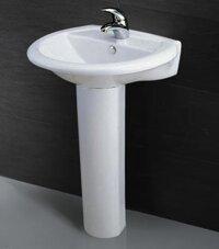 Chân chậu lavabo dài Caesar P2437