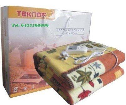 Chăn điện Teknos EM-715M (EM-715)