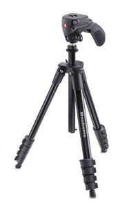 Chân máy ảnh Manfrotto Compact Action
