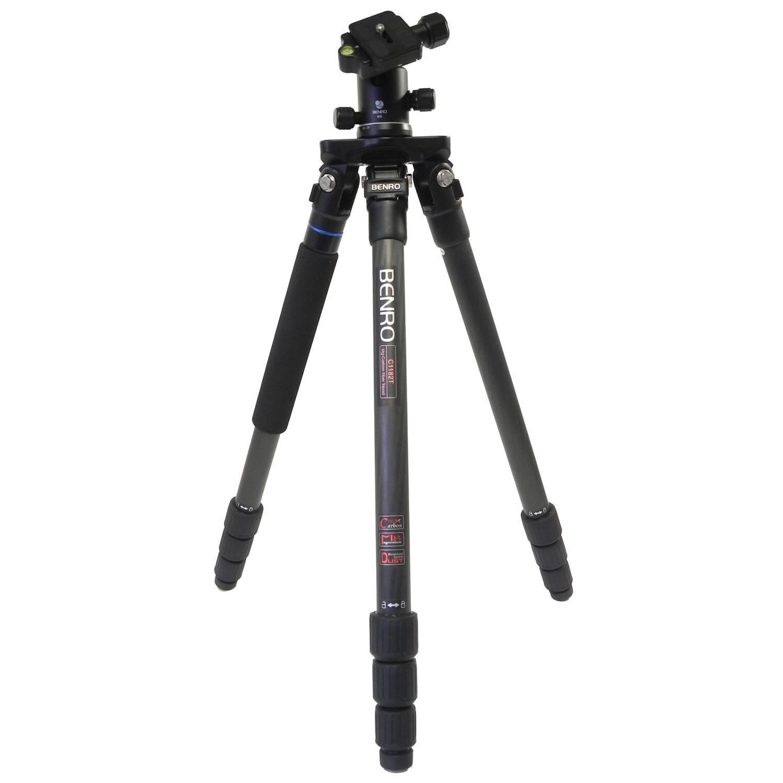 Chân máy ảnh Tripod Benro Traveler Flat Tripod A1182TB0 – 1690mm