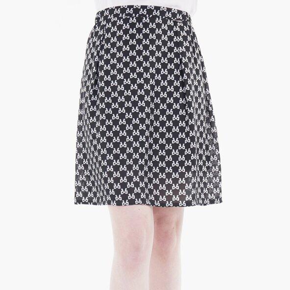 Chân váy họa tiết thời trang Lamer LMH027022C14