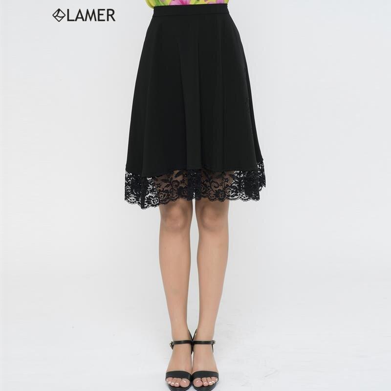Chân váy nữ xòe tròn Lamer LMT02700614