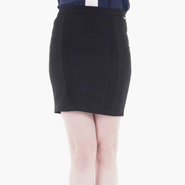 Chân váy ôm phối lưới Lamer LMH02702314