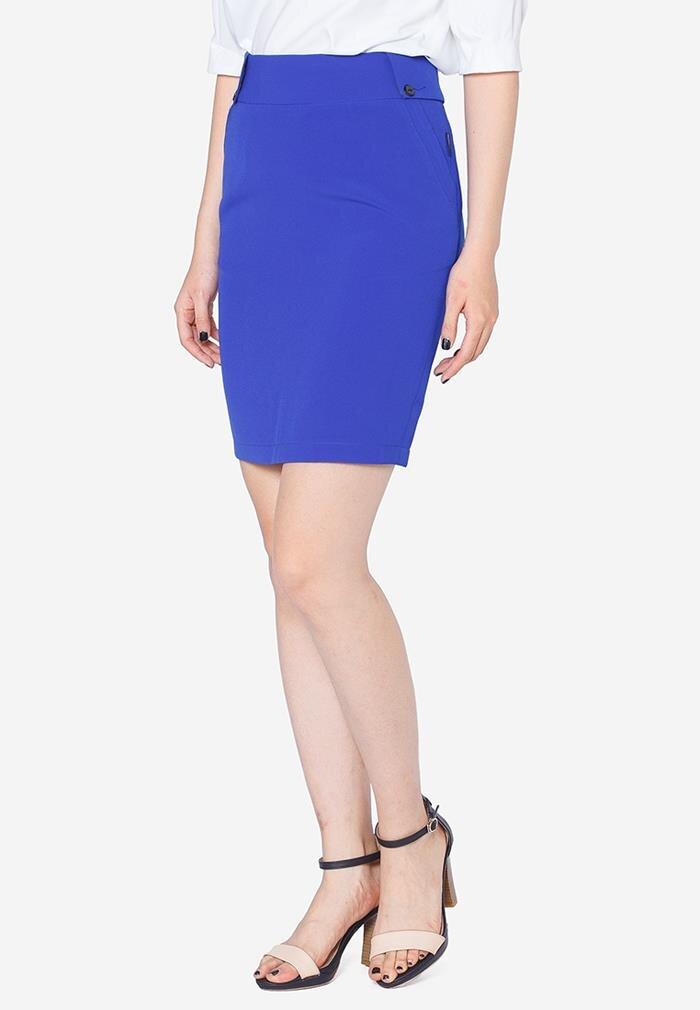 Chân váy ôm The One Fashion VDS1851COB2