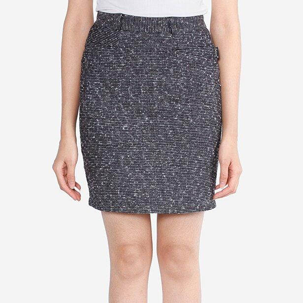 Chân váy ôm The One Fashion VDS1882CRD3